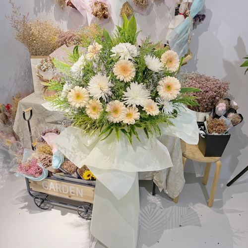Condolences Flower Stand