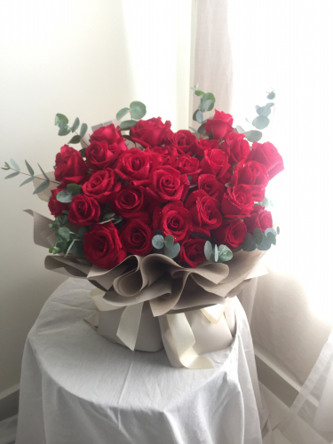 Proposal Roses Bouquet