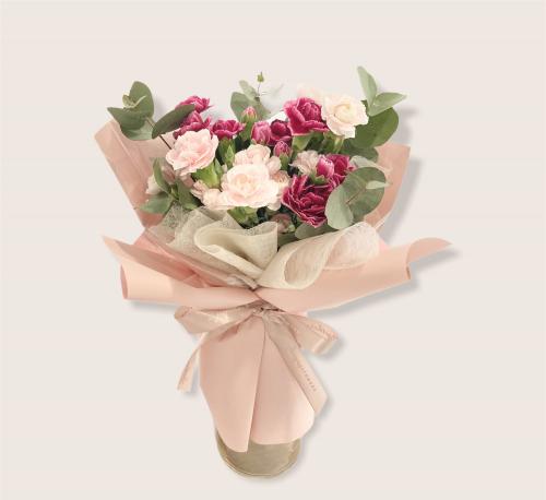Spray Carnation Bouquet