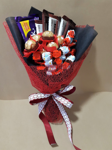 Choco Love - Chocolate Bouquet