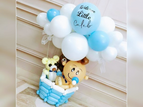 Baby's Shower Balloon