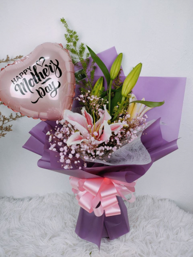 Lily Bouquet MD20 (Mother's Day 2021)