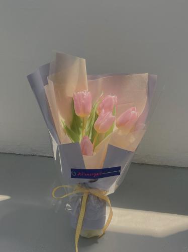 Tulips bouquet🌷