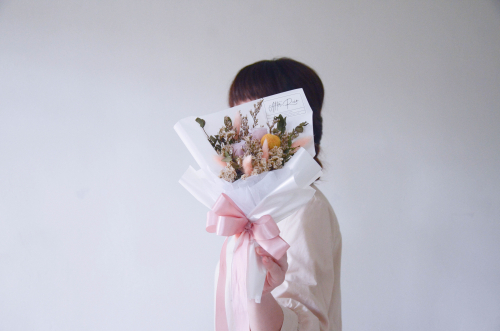 Ardent Preserved & Dried Flower Bouquet