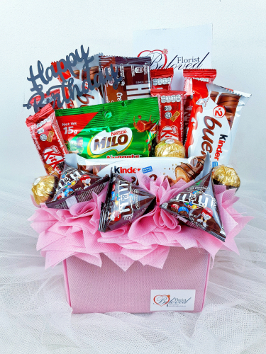 Mix Chocolate Gift Box
