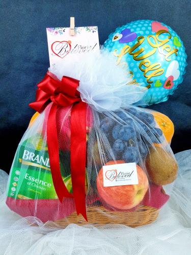 Healthy Fruits Basket