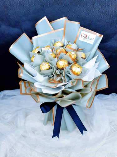 Ferrero Rocher Bouquet (Valentine 2021)