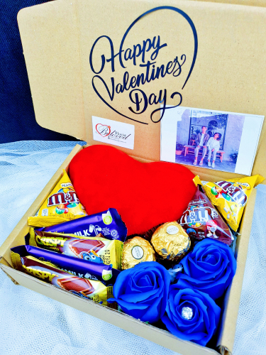Valentine Love Surprise Gift Box (Valentine 2021)