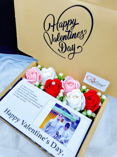Valentine Cadbury Surprise Gift Box (Valentine 2021)