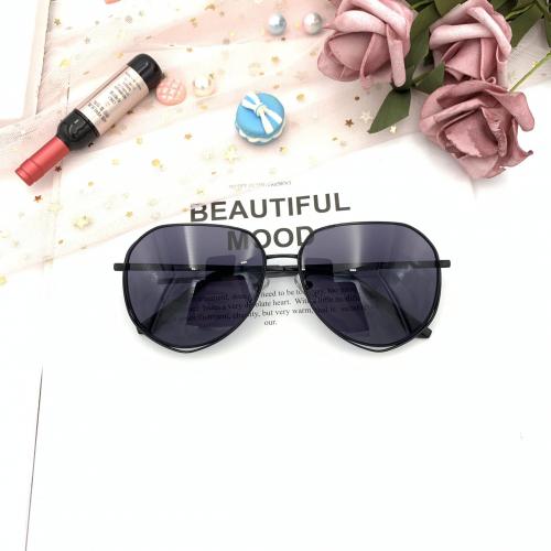 Oversized UV400 Fashion Sunglass - SG7103NP-BLACK