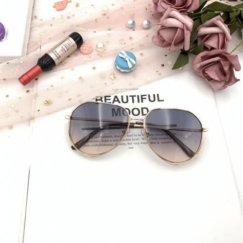 Oversized UV400 Fashion Sunglass - SG7103NP-Purple