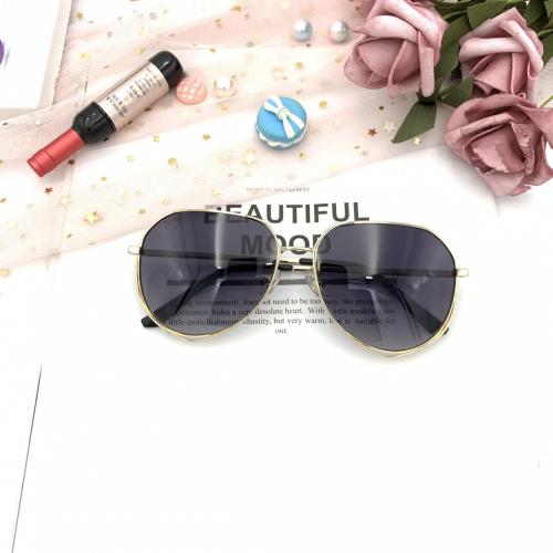 Oversized UV400 Fashion Sunglass - SG7103NP-Grey