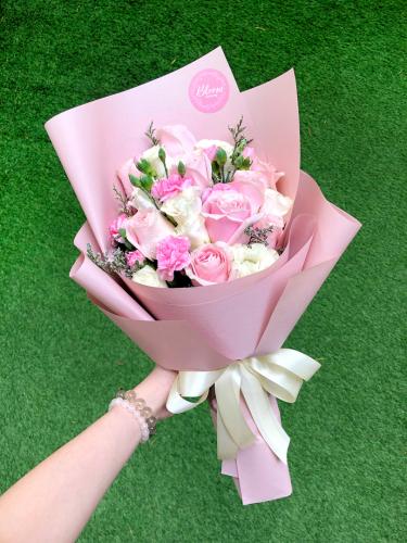 Korea Style 06 Flower Bouquet