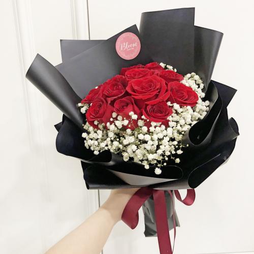 Korea Style 23 Flower Bouquet