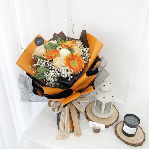 Korea Style 29 Flower Bouquet