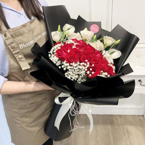 Korea Style 43 Flower Bouquet