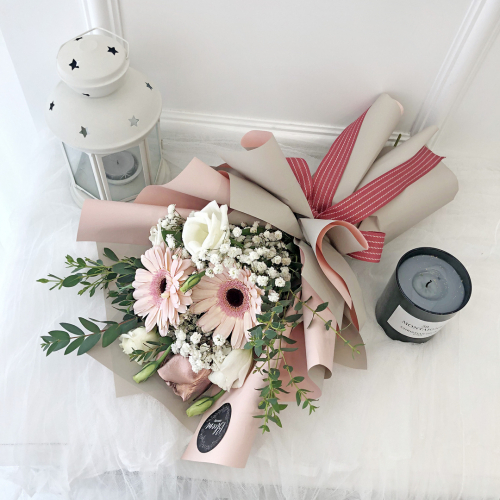 Fancy Bouquet 43 Flower Bouquet