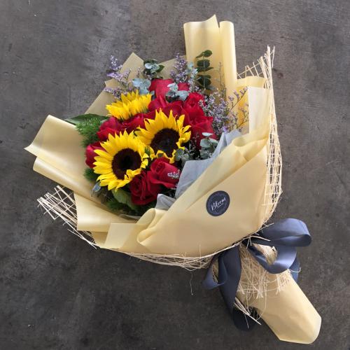 Korea Style 47 Flower Bouquet