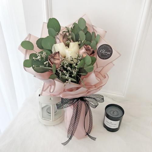 Korea Style 59 Flower Bouquet