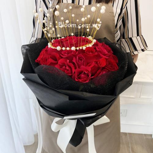 Korea Style 70 Flower Bouquet