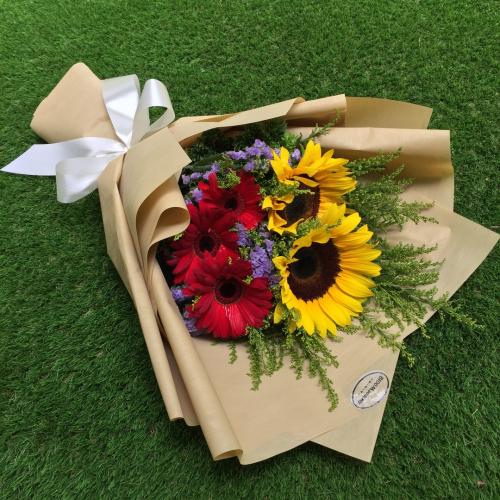 Korea Style 76 Flower Bouquet