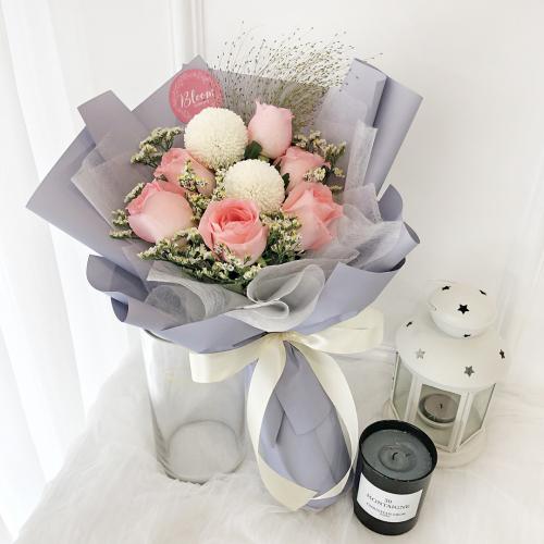 Fancy Bouquet 76 Flower Bouquet