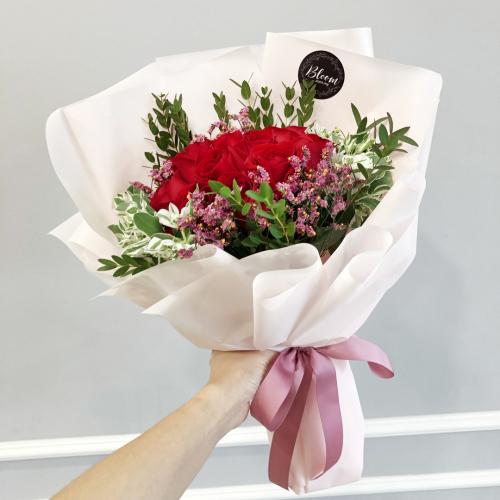 Korea Style 83 Flower Bouquet