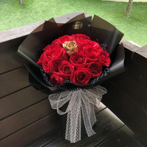 Korea Style 84 Flower Bouquet