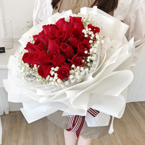 Valentine Hand Bouquet 09