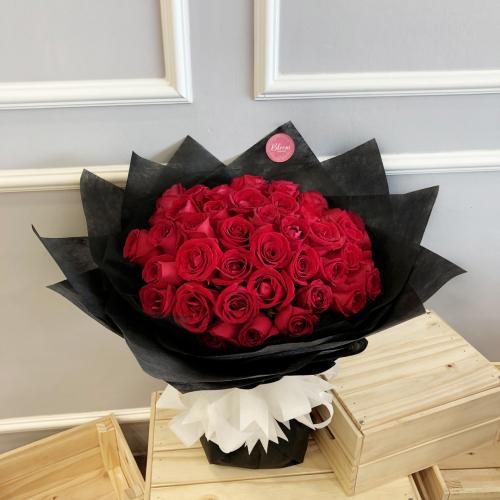 Korea Style 67 Flower Bouquet