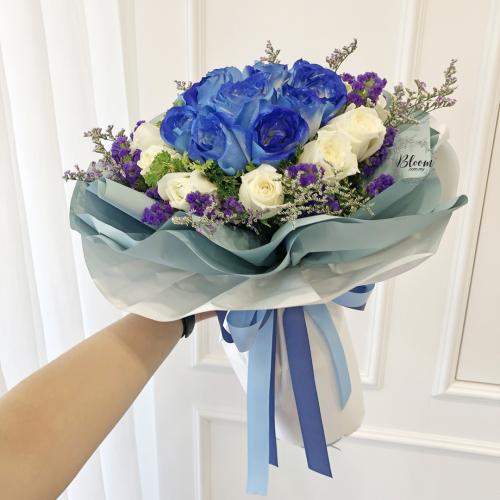 Korea Style 65 Flower Bouquet