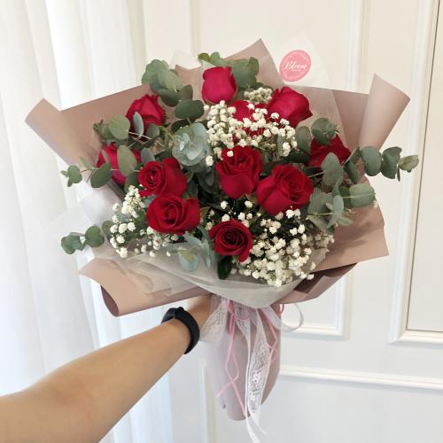 Korea Style 53 Flower Bouquet