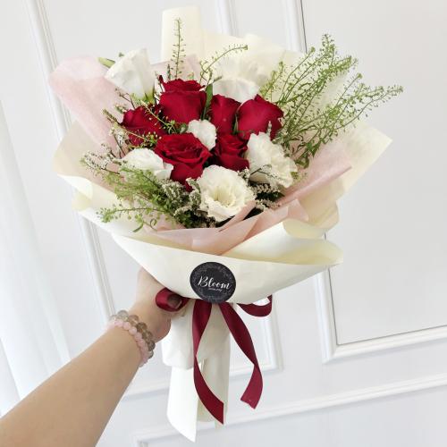 Korea Style 27 Flower Bouquet