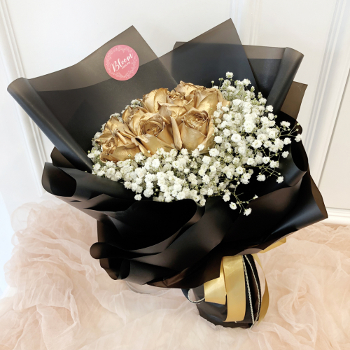 Korea Style 25 Flower Bouquet