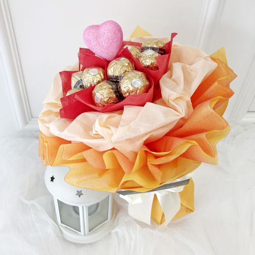Ferrero Rocher Bouquet 01