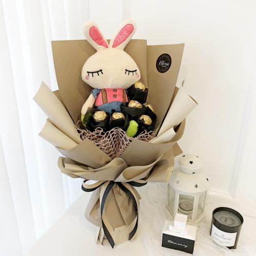 Bear With Ferrero Rocher 03