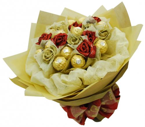 Ferrero Rocher Bouquet 10