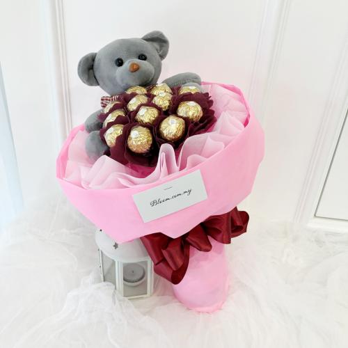 Bear With Ferrero Rocher 09