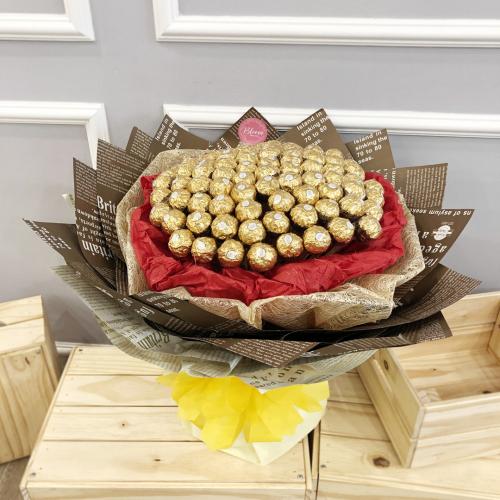 Ferrero Rocher Bouquet 15