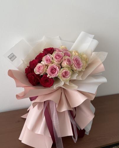 36 stems Kenya (Premium) Roses