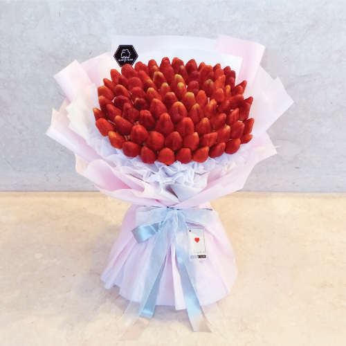 BERRYLAND : STRAWBERRY BOUQUET