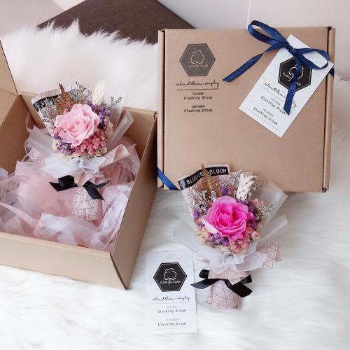 LOVEY DOVEY : MINI GIFT BOX BOUQUET