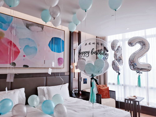 ROOM DECORATION PACKAGE