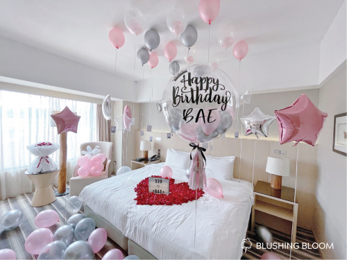 ROOM DECORATION PACKAGE #888