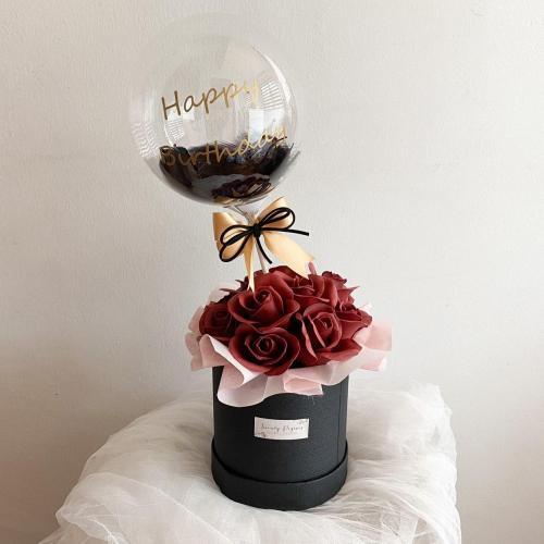 Clarissa Soap Flower Box