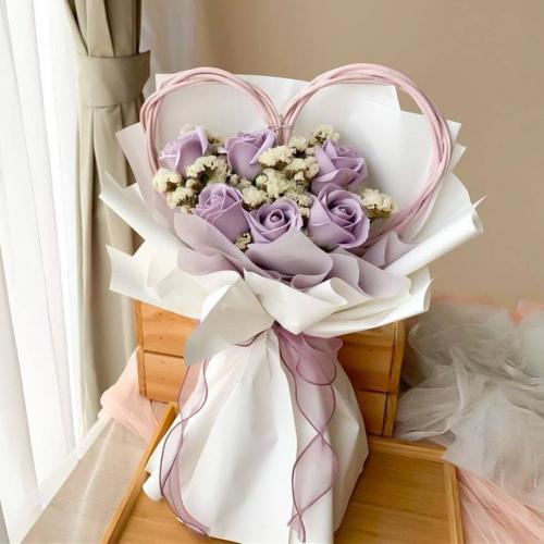Alice Soap Flower Bouquet