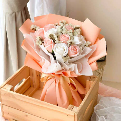 Henley Soap Flower Bouquet