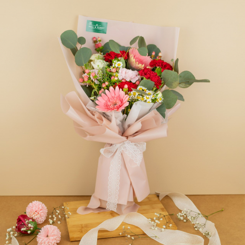 The Amour Flower Bouquet