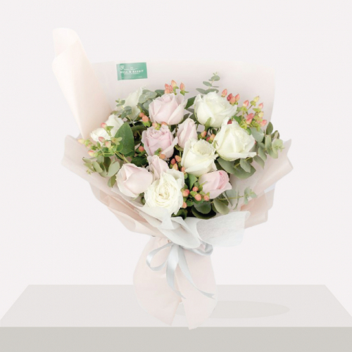 Caley Flower Bouquet ( Fresh Flower )