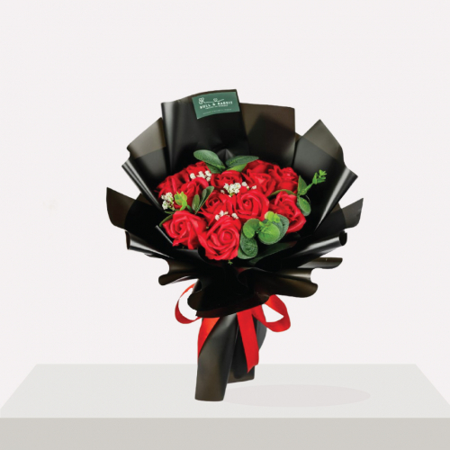 Miriam Soap Flower Bouquet